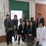 北海道薬科大学でアウトリーチ活動!
